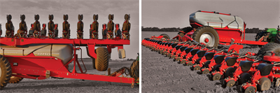 Horsch Maestro - Model SW - 24R30 & 12R30 - Precise Single Grain Technology for High Speed