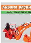 Backhoe BH-650- Brochure