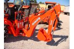 TomCat - Model BH-650 - Backhoe