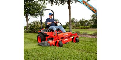 Kubota - Model Z700 Series - Mowers