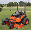 Land Pride - Model Z Series - Zero Turn Mowers