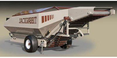 JackRabbit - Model WEDGE 10  - High Speed Reservoir Cart