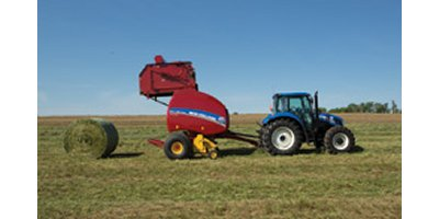 New Holland - Model 560 Series - Round Balers