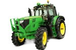John Deere - Model 6140M - Row-Crop Tractor