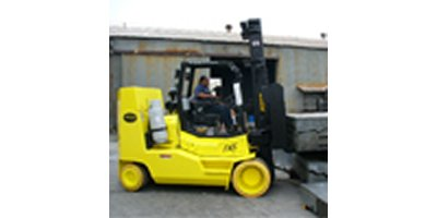 Hoist - Model FKS Series - Heavy-Duty Cushion-Tire Liftruck