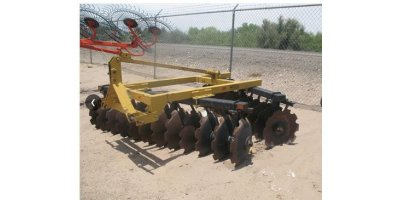 AMCO - Model LOF-2424 - Tillage Equipment - Disks