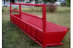 Fence Line - Feed Bunk