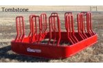 Ranchers - Tombstone Bale Feeder