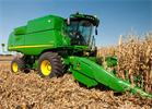 John Deere - Model 600C - Corn Head