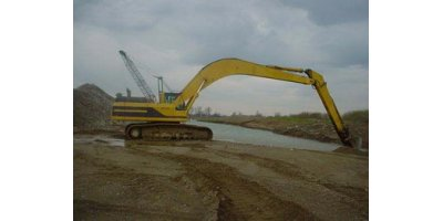 Weldco Beales - Long Reach Excavator Fronts