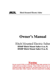 Hitch Mounted Electric Salter- Brochure