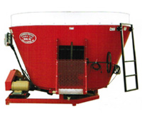 Cloverdale - Model 285  - Vertical TMR Mixer