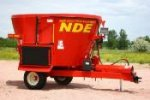 NDE - Model 1402 - Side Door Vertical TMR Mixer
