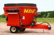 NDE - Model 1502  - Side Door Vertical TMR Mixer