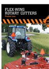 Flex-Wing Rotary Cutters- Brochure