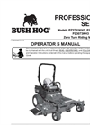 Zero-Turn Mowers  Professional Series- Brochure