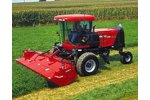 Case IH - Model Windrowers Series - Self-Propelled Hay Equipment