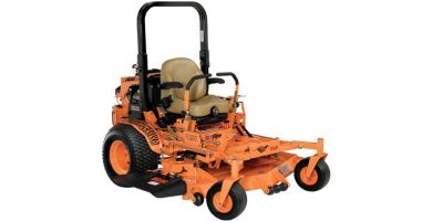 Scag - Model Turf Tiger Series - Commercial Zero-Turn Riding Mowers