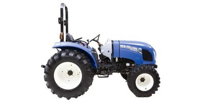 New Holland Agriculture - Model Boomer Series - Compact Tractors