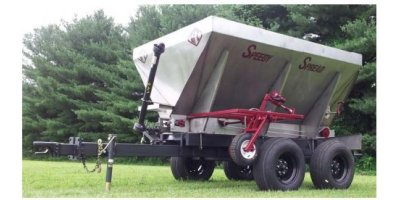 GFE - Model 504 - Trailer Spreaders for Fertilizer