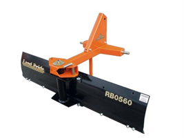 Land Pride - Model RB0548 - Rear-Blades