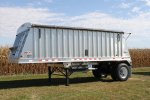 Model 22-Foot - Single Axle Aluminum Trailer