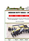 MD - Medium Duty Discs Datasheet