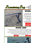 ArmstrongAg - Model RB1500 - 3-Point Round Bale Spear Datasheet