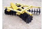 ArmstrongAg - Model HD - 3-Point - Heavy Duty Disc Harrow