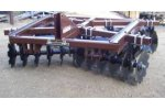ArmstrongAg - Model DHD - 3-Point - Super Heavy Duty Disc Harrow