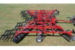 Case IH - Model 340/370 - True-Tandem Disk Harrows