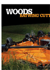 Woods Equipment Batwing Rotary Cutters -Brochure