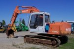 Hitachi - Model EX100-1 Series - Excavators