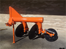 2 Pan Disc Plow