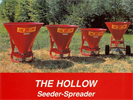 Hollow - Seeder-Spreader