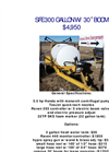SFE300 - Pull Type Sprayers Brochure