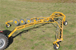 Bale King - Model VR - Wheel Rakes
