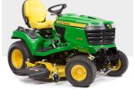 John Deere - Model X710 Signature Series - Tractor