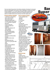 Showman - Bumper Pull Trailer Brochure