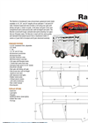 Sundowner - Model Rancher - Aluminum Gooseneck Stock Trailer - Brochure