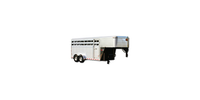 Sundowner - Model Rancher - Aluminum Gooseneck Stock Trailer