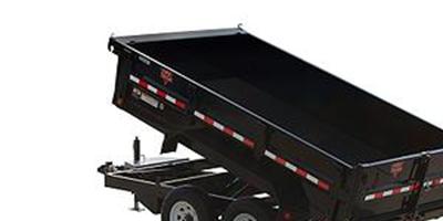 Model PJ - Dump Trailers