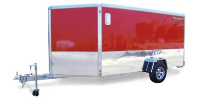 Aluma - Sport Package Enclosed Trailers
