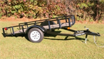Master Tow - Model UT48AE - Angle Iron Trailers