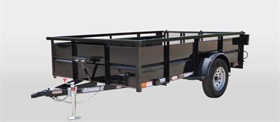 Model 3RBT - Roustabout Single Axle Utility Trailer
