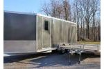Model Renegade Contractor Series - Enclosed Trailers