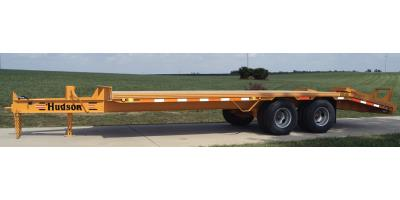 HTLG - Model 16 - 3 1/2 Ton Capacity - Tandem Axle Landscape Trailer