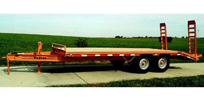 Model HTMBH - 6 Ton Capacity Medium Duty Deckover Trailer