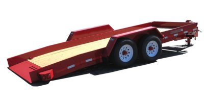 Model Pan Tilt Series - Drop-Deck Trailer