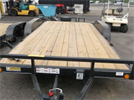 LOAD TRAIL - Model CH83X16TA - Car Trailer